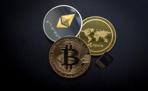 Unterstützung bei Bitcoin Trader des Aufwärtstrends